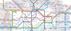 TfL have just released a new 'Walking Tube' map. Find out more - http://www.henrybilinski.com/new-walk-the-tube-map-released/