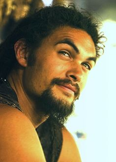khal drogo...I would do so many naughty things with this man lol