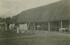 Kamp Ambarawa Central Java 1942-1945.