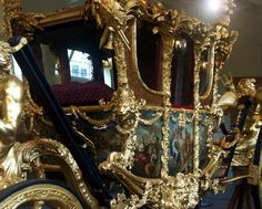 Inside the Royal Mews