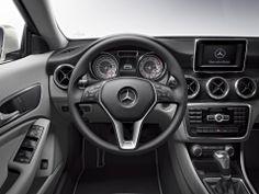Mercedes-Benz CLA 2013 Interior | MERCEDES BENZ CLA (C117) - 2013, 2014 - Interior Photo #27