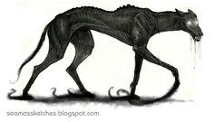 Robert Jordan - Wheel of Time Art :: Seamas Gallagher, artist :: Darkhound