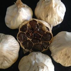 Chef 6-Pack - Using no additives or preservative, our raw organic garlic has been transformed into this sweet-savory treat that you'll want to have as a staple in your kitchen! $17.49