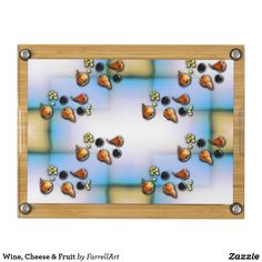 Shop for the perfect fruit gift from our wide selection of designs, or create your own personalized gifts. Cheese Fruit, Cheese Trays, Wine Cheese, Cutting Boards, Bamboo Cutting Board, Fruit Kitchen Decor, Fruit Gifts, Picnic Time, Glass Tray
