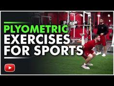 Strength and Conditioning for Sports - Plyometric Exercises - Matt Shadeed Arkansas State University, University Of Mississippi, Plyometric Workout, Plyometrics, Trap Bar Deadlift, Exercises, Workouts, Dynamic Warm Up, Strength And Conditioning Coach