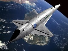 Pan Am Space Clipper from 2001: A Space Odyssey, 1968.