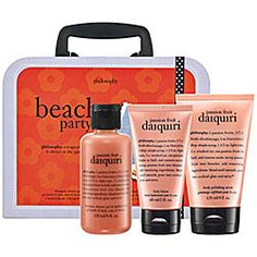 It's not too early to indulge in tropical scent-sations! Philosophy - The Beach Party  #sephora    http://www.rebategiant.com/store/2131/sephora.html