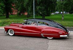 1947 Buick Roadmaster Sedanette