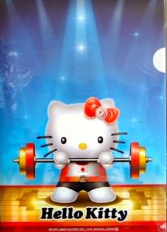 Hello Kitty / Weightlifting