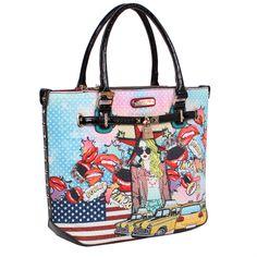 f04f7cf958 Pop Girl Collection by Nicole Lee  nicolelee  nicoleleeusa  NLlook Nicole  Lee Handbags