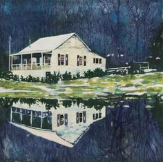 Peter Doig (b. 1959) Camp Forestia  Price realised  GBP 15,421,250 Estimate  GBP 14,000,000 - GBP 18,000,000