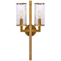 Kelly Wearstler Liaison Double Sconce