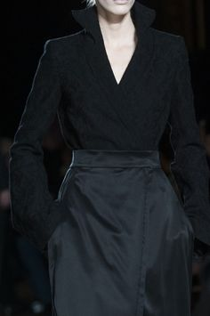 Aganovich at Paris Fall 2014 (Details)