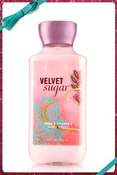Smooth as velvet. #VelvetSugar #ScentSnap