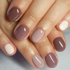 Essential Winter Short Nails For Special Women 17 Great ready to book your next manicure, because th Shellac Manicure, Nude Nails, Pink Nails, Acrylic Nails, Short Nails Shellac, Nails Short, Girls Nails, Stylish Nails, Trendy Nails