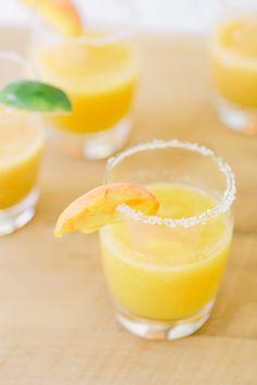 Peach, Please! Cinco de Mayo Cocktail Recipe