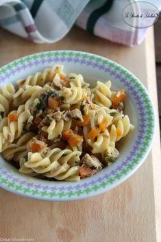 #Pasta al #tonno e #carote #ricetta #foodporn #gialloblogs