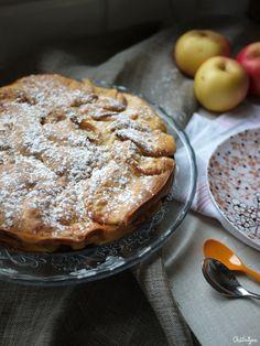 Sharlotka [le gâteau aux pommes russe]