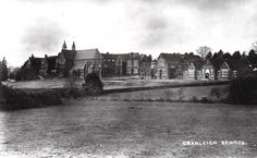 Cranleigh Public School opened in 1865, with fees initially set at £30 per year.