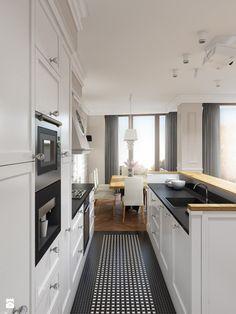 Kuchnia styl Klasyczny - zdjęcie od EG projekt - Kuchnia - Styl Klasyczny - EG projekt