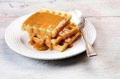 Βασική συνταγή για βάφλες (Waffles) | Συνταγή | Argiro.gr