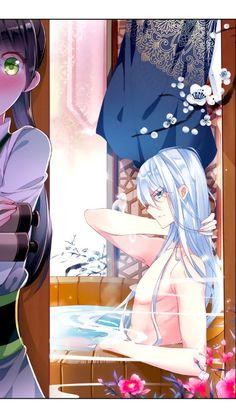 Memoir of Golden Hairpin Anime Couples Drawings, Anime Couples Manga, Anime Guys, Manhwa, Manga Love, Anime Love, Manga Art, Manga Anime, Slime