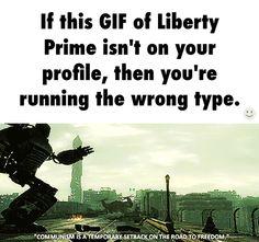 liberty prime - Google Search