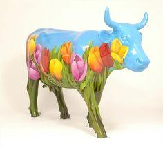 Buenos Aires Cow Parade