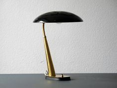 Rare original 1950 Kaiser Idell lamp - Christian Dell 6770 by RetroRaum on Etsy https://www.etsy.com/listing/212891732/rare-original-1950-kaiser-idell-lamp