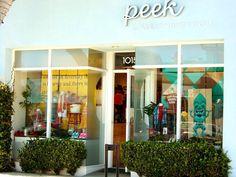 Santa Monica store front