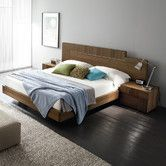 modern beds | contemporary-bedroom-furniture-modern-headboard-for