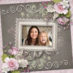 """Mothers Love"" by Alexis Design Studio  http://www.thedigichick.com/shop/A-Mothers-Love-Kit.html  save 50%  RAK for a friend Anna Orub"