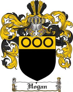 e3591edda10 $7.99 Hogan Coat of Arms Hogan Family Crest Instant Download Shoulder  Sleeve Tattoos, Family Crest