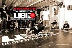 B boy Gravity @ The UNDISPUTED  Ultimate B boy Championship.  (NYC) Strictly Concrete. Stay tuned for video coming soon. www.ubcsports.com Photo by MARTHA COOPER