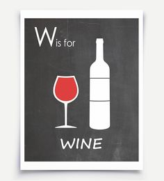Red Wine Chalkboard Style Bar Art Unframed Paper Print. NOT REAL CHALKBOARD. It's a printed image BAR CART PRINT LOOKS LIKE REAL CHALKBOARD! This faux chalkboard print has the look you want at an affordable price and without the weight and bulk of the real thing. Makes a great wine gift for the red wine lover in your life. Hang it in your kitchen or bar area. Frame and Mat Not Included. Unframed Print / Not Canvas 5x7, 11x14 & 12x16 sizes have a small border for easy framing with a mat…