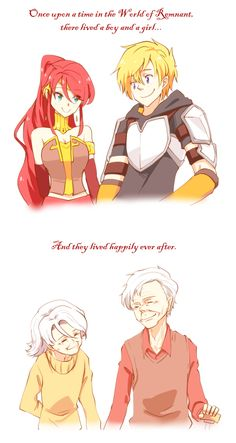 Arkos lives happily ever after