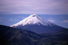 Ecuador- Mi Cotopaxi querido