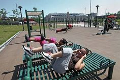 Macombs Dam Park - 13 Adult Playgrounds to Visit Around the World | Complex AU
