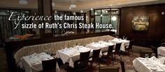 Ruth's Chris Salt Lake City #saltlakecity