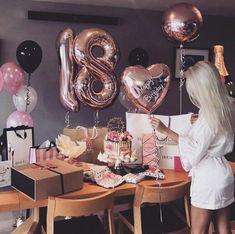 18th Birthday Party Diy Celebration Gift Ideas 18
