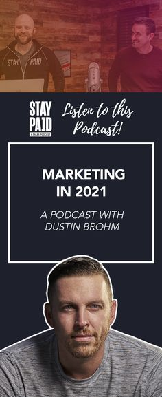 Tips for beginners and others who want to diversify their marketing plan. A Stay Paid podcast with real estate marketer, Dustin Brohm from Massive Agent. real estate marketing - realtor marketing - marketing podcast - sales podcast - small business marketing ideas - real estate goals #realestate #realtor #marketing Small Business Marketing, Marketing Ideas, Real Estate Marketing, Content Marketing, Goals, How To Plan, Tips, Inbound Marketing, Counseling