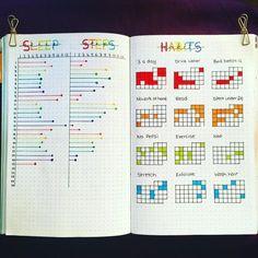 17 eye-popping rainbow theme bullet journal spreads | My Inner Creative