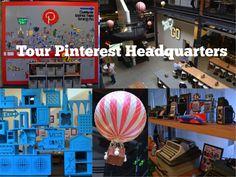 Tour San Francisco #Pinterest headquarters.     For Pinterest tips follow #PinterestFAQ curated by #JosephKLeveneFineArtLtd     https://pinterest.com/jklfa/pinterest-faq/