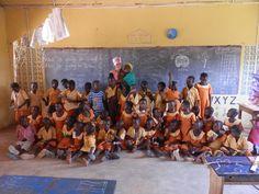 #Volunteer #In #Ghana #47 #Childs #Classroom #Ghana #Dream #Come #True
