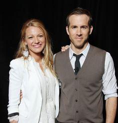 Blake Lively et Ryan Reynolds : ils se sont dit oui en secret ! - Marie Claire