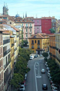 Calle Segovia ~ Madrid, Spain