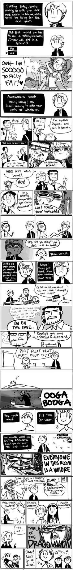 Hiimdaisy's Persona 4 comic (Warning: VERY LONG) - Album on Imgur