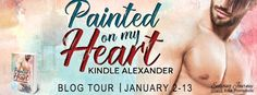 Renee Entress's Blog: [Review + Excerpt + Giveaway] Painted On My Heart ...