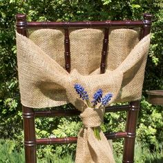 Jute Banner Rectangle 8 x 10 inch flags, 88 inches long BURLAP                                                                                                                                                                                 More