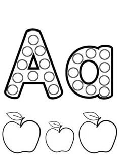 Tot School | APPLES | One Week of Activities | Printables | Recipes | Play Ideas Cloud Dough Recipes, Dotted Page, Mini Apple, Unit Plan, Montessori Activities, School Themes, Tot School, One Week, Play Ideas